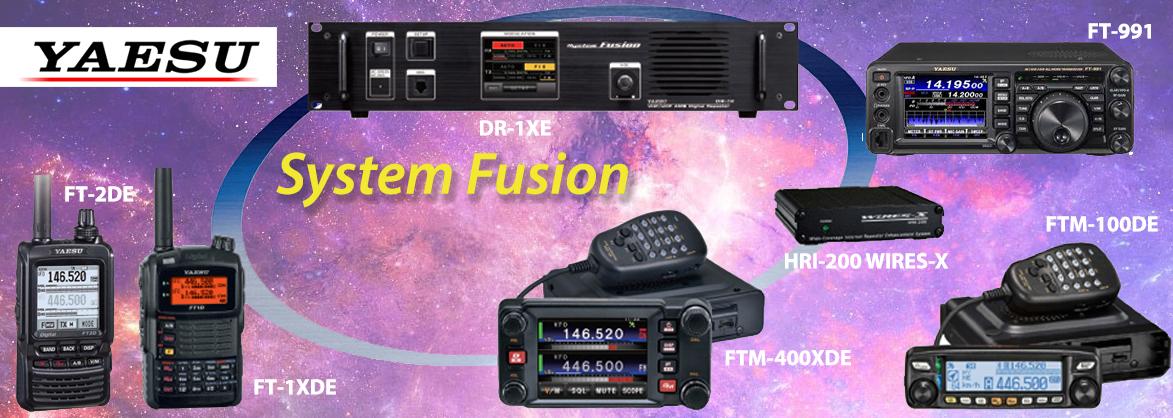 System Fusion lila